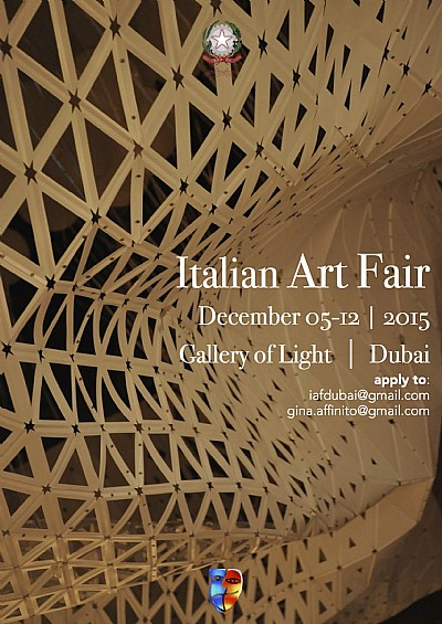 ITALIAN ART FAIR | DUBAI 2015
